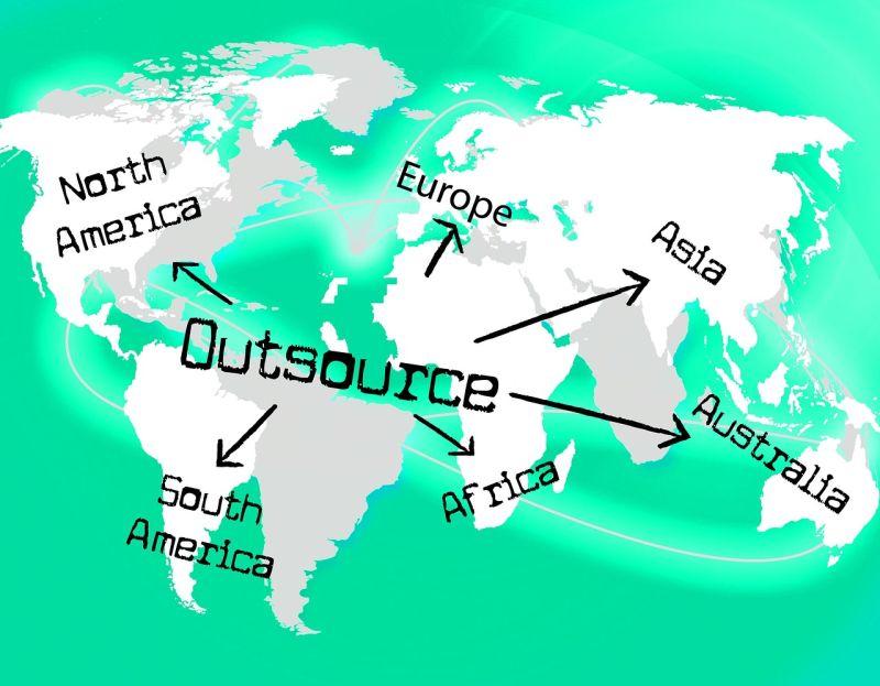 Outsourcing Polen